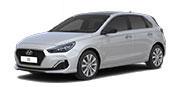 Hyundai i30 5d Lietuva
